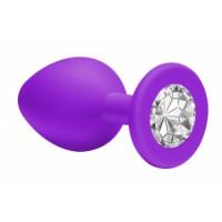 4012-06 Анальная пробка силикон