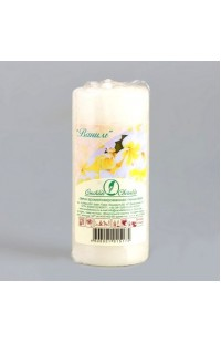 Свеча ароматизированная Ваниль