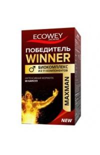 """""""ПОБЕДИТЕЛЬ"""" WINNER  курсовой препарат (30 капсул)"""