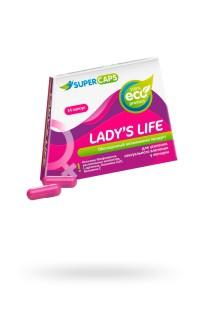 Lady'sLife возбуждающие капсулы для женщин (2 шт)