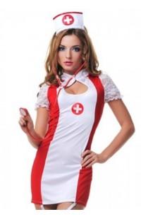 """02787 Костюм """"Страстная медсестра"""""""