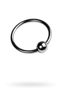 717107 Кольцо на головку пениса (металл 2,5 см)