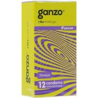 Презервативы GANZO№12 Тонкие