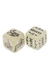 """1592101 Кубики неоновые """"Возьми меня"""""""