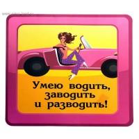 Автомобильная наклейка 608631
